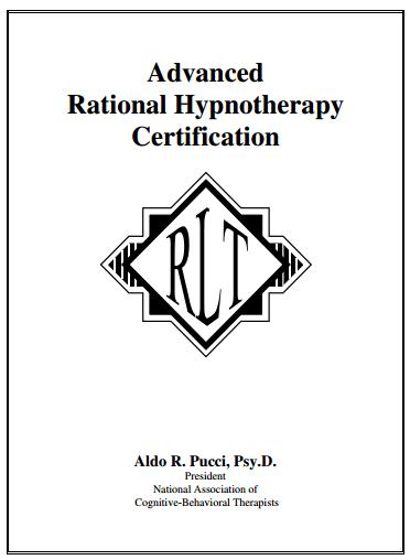 Advanced Rational Hypnotherapy Certification Home Study Program