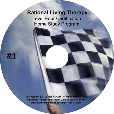 Rational Living Therapy - Levels One - Four Complete Package