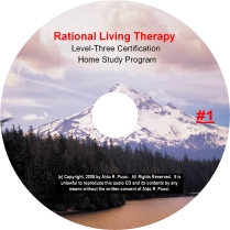 Rational Living Therapy Level-Three Certification Home Study Program