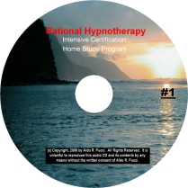 Rational Hypnotherapy Certification Home Study Program