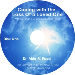 Coping with the Loss of a Loved-One death, loss, grief, cbt, cognitive, cognitive therapy, cognitive-behavioral therapy
