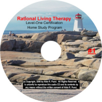 Rational Living Therapy Level-One Certification Home Study Program